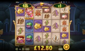Spilleautomater-fra-Red-Tiger-Gaming-Piggy-Riches